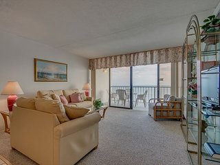 Oceanfront community, located at the quiet end of Arcadian Shores