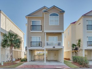 5 bedroom, 4 bath, private house w/private pool, sleeps 14, Myrtle Beach Nord