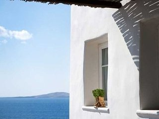 5 Bedroom Villa with Sea View by the One Mykonos, Agios Ioannis Diakoftis