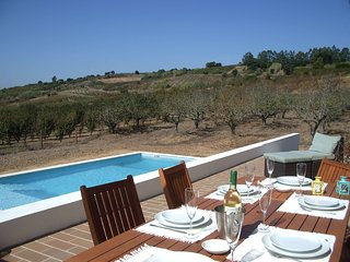 Villa with pool and great view, Bombarral