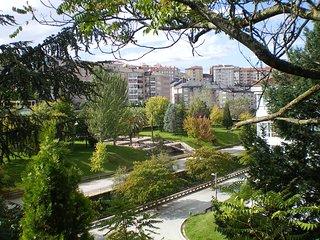A 5 min. zona vieja / centro y Parque Barbaña de frente, todos servicios necesa, Provincia de Ourense