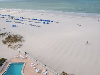 Seamark #204 | Luxury condo on beach with views of Gulf, St. Pete Beach
