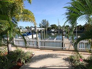 Sun Harbor #109 | Tranquil waterfront condo, amazing views