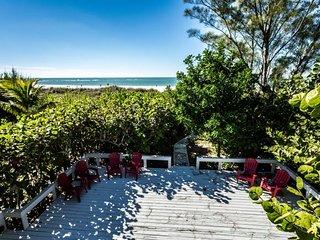 Treasure Island Beach House | Large beachfront home with amazing views