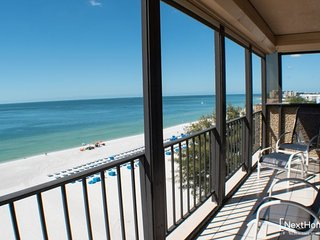 Seamark #1003 | Beachfront condo with AWESOME views!, Saint Pete Beach