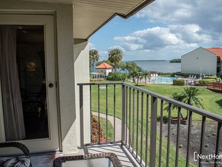 Holiday Island #E59 | Beautiful condo with pool and dock access, Tierra Verde