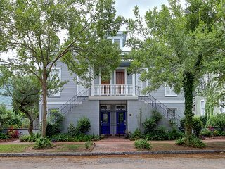 """Rest Well with Southern Belle Vacation Rentals at """"Park Ave Estate"""""""