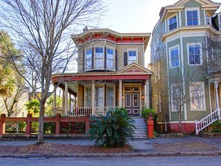 "Rest Well with Southern Belle Vacation Rentals at ""Parlor on Park"""