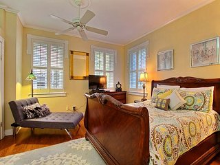 "Rest Well with Southern Belle Vacation Rentals at ""Liberty St Retreat"""