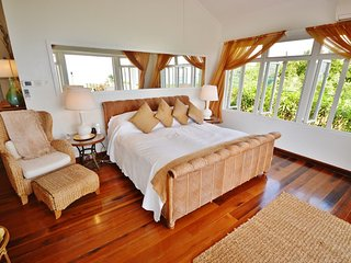 Day view of Master Bedroom