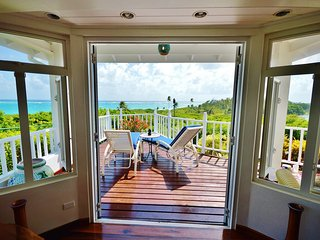 Seaview Long Beach Barbados - Seafront Luxury Villa (Ocean Sunrise Views)
