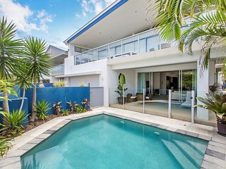 SALT BEACH HOLIDAY HOME, Kingscliff