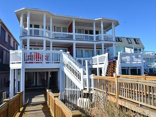 CAROLINA ON MY MIND- Beautiful 6 Bedroom Oceanfront