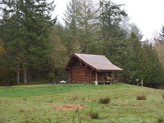 Cabin in the Wild Wood, Chehalis