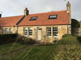 Lanercost Cottage, Gullane, East Lothian, Scotland