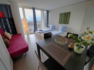 LU Verkehrshaus IV - Allmend HITrental Apartment Lucerne