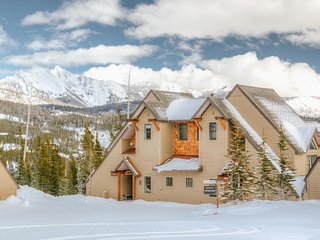 Saddle Ridge Townhome | Unit R2, Big Sky