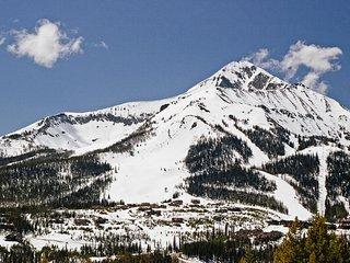 Four Bear Lodge ~ RA130123, Big Sky