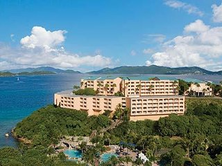 Sugar Bay Resort and Spa All Inclusive St. Thomas, U.S. Virgin Islands, Parc national des Îles Vierges