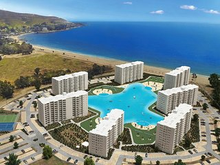 APARTMENT CRISTAL LAGOON BEACH PARADISE