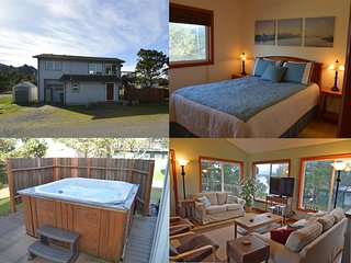 Nedonna Two - 4 Bedroom~Hot Tub~Great Beach Access, Rockaway Beach