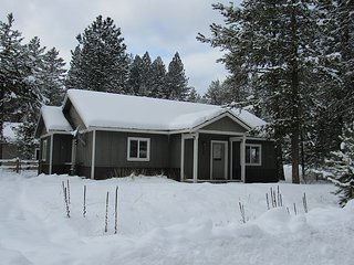 Charming Home in town with fenced yard, McCall