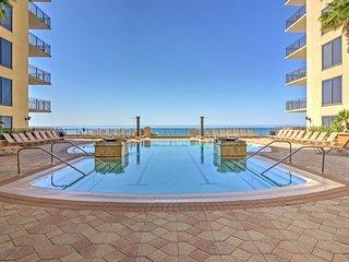 Breezy 1BR Panama City Beach Condo w/Private Patio