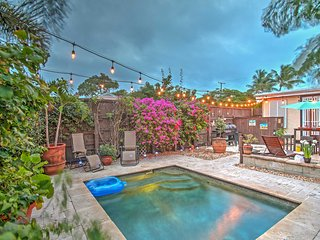 Tropical Lake Worth House w/Private Pool!