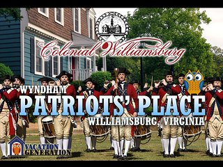 Wyndham Patriots' Place ツ 1BR Condo Sleeps 4!