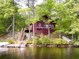 Lake Winnipesaukee - Waterfront - 348 ~ RA130370, Moultonborough