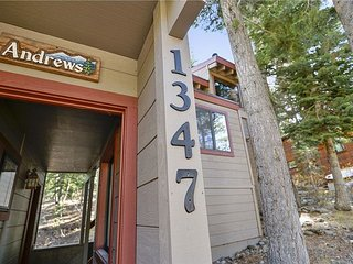 Alpine Meadows Chalet, The Andrews Home, Lake Tahoe (California)