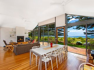 """Absolute Beachfront"", Patonga"