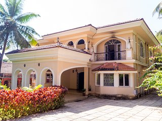 Beautiful Villa on Corjuem Island
