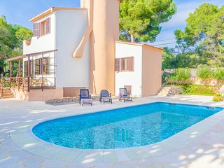 PRIMAVERA - Villa for 8 people in Cala Pi