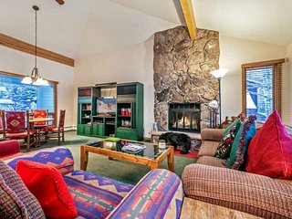 Eagle-Vail Duplex, Nordic Trails in Winter, Biking Trails in Summer, Convenient to Vail or BC!
