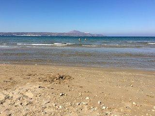 Almyrida sands-GAMA- appartement 2 ou 4 pers a 100m de la plage a pieds