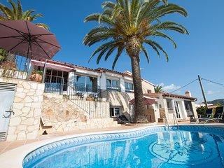 Casa Tres Arcs - near center, private pool, wifi!, Tossa de Mar