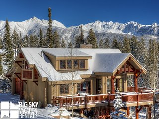 Big Sky Moonlight Basin | Moonlight Mountain Home 7 Shadow Ridge
