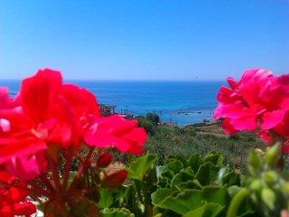Villa con vista sul mare, 5, parking and free wifi, Sciacca