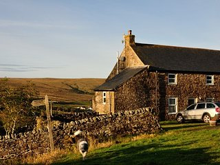 Sunrise Cottage - delightful old cottage with garden and sauna, Nenthead