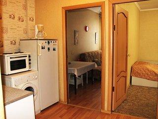 Удобная квартира - бюджетный вариант