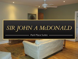 The Sir John A MacDonald Suite, Kingston