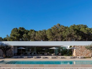 Superlative brand new top villa 14pax Ibiza, Santa Eulalia del Rio