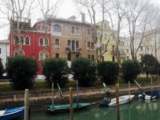 Casa d'epoca vicino ai giardini della Biennale