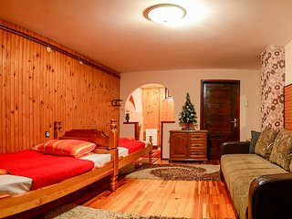 Wooden Studio Apartment, Zlatibor