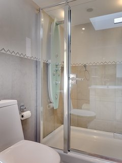 En suite shower room off main bedroom