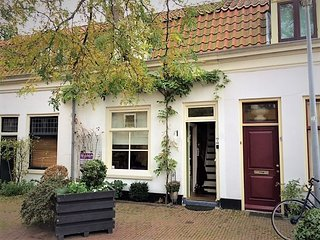 Charming House in Historic Haarlem
