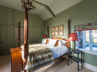 B&B at The Grange.  The Finch Room, Frampton on Severn