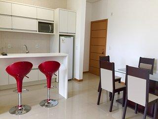 Moderno e aconchegante apartamento no Novo Campeche.