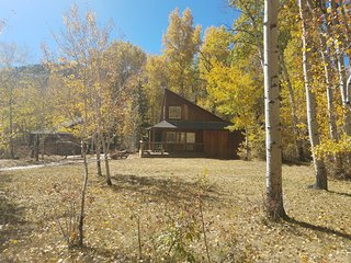 Mt. Harvard Chalet at Creekside Chalets, Salida